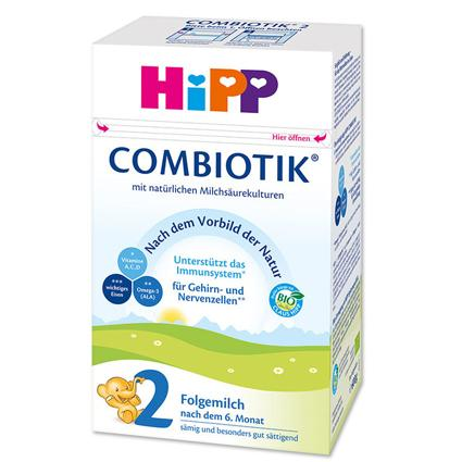 Hipp formula BIO Combiotik stage 2