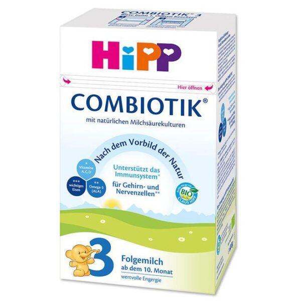 Hipp formula BIO Combiotik stage 3