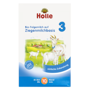 Holle goat formula Stage 3